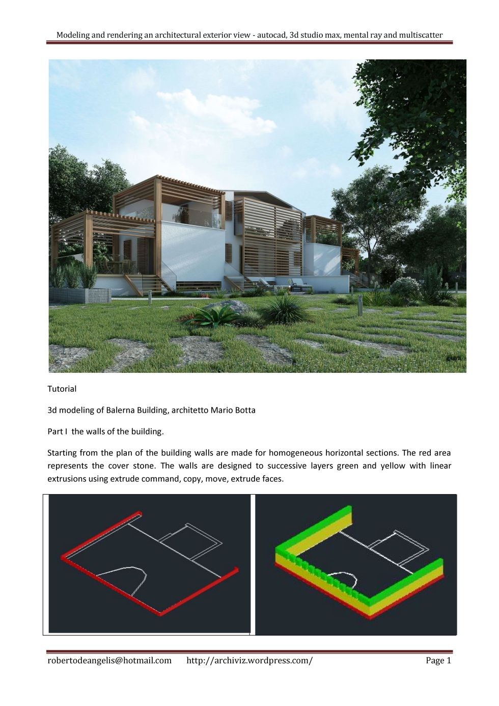 Modeling and rendering architectural exterior view_Page_01